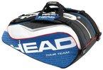 Head Erwachsene Tennistasche, Blau/Weiß, 77 x 40 x 34 cm, 104 Liter, 283284-BLWH