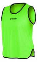 RHINOS sports Trainingsleibchen, Markierungshemd grün M