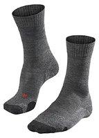 FALKE 16474 Herren Socke TK 2, asphalt melange (3180), 44-45, ( UK 9.5-10.5 )