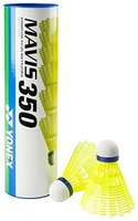 Sport 2000 MAVIS 350 Badmintonball 6er - medium