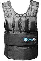 Bodyrip [dy-f-002b] Fitness-Weste mit Gewichten, 20 kg, für Krafttraining, Gymnastikübungen
