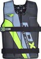 RDX Gym Gewichtsweste Laufweste Gewicht Krafttraining Fitness Trainingsweste Joggen Weste