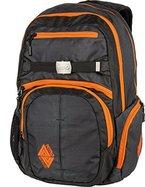 Nitro Snowboards Rucksack Hero Pack, Blur Orange-Trims, 52 x 38 x 23 cm, 37 Liter, 1151878038