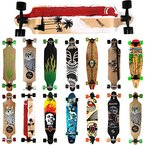 MAXOfit Deluxe Cruiser Longboard (Long Beach No.6) Sonderaktion
