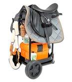 Stall Carry Basket Sattelwagen | Sattelcaddy | Sattelhalter | Sattelwagen | Sattelkarre | Sattelcarry