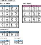 K2 Erwachsene Exo 5.0 Uni Inlineskate, Mehrfarbig, 43,5 EU