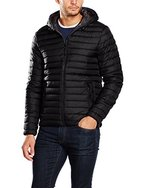 s.Oliver Herren Jacke Lightdaune 28.608.51.1661, Grau (Grey/Black 9897), Medium