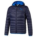 PUMA Herren Jacke ACTIVE 600 Hd PackLITE Down Jacket, Peacoat (blau_06),Gr. L