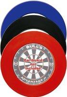 Dartboard Surround in verschiedenen Farben (Schwarz)