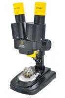 National Geographic 20x Stereomikroskop schwarz