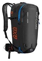 Ortovox Erwachsene Ascent 30 Avabag (Incl. Unit) Skitourenrucksack, Black Anthracite, 57 x 27 x 20 cm