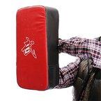 Encounter Thai-Pad Kickboxen Kick-Pad Focus-Pad Arm-Schlagpolster Armpratze 1 Stück (Rot)