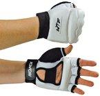 KWON Boxhandschuhe Handschutz Taekwondo WTF, weiß, M, 4009002