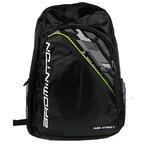 City Rucksack / Schule Arbeit & Freizeit / Bag A / 4 Outdoor Schulrucksack Sport (Badminton, schwarz)