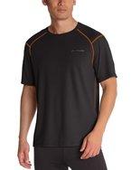 VAUDE Herren Hallett T-Shirt, Black, L, 04449