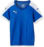 Puma Unisex-Kinder T-Shirt Pitch, Puma Royal-White, 164, 702070 02
