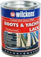 Wilckens Boots und Yachtlack, farblos, 375 ml 11500000030