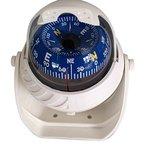 TOOGOO(R) Gross K LED Kugelkompass Bootskompass Schiffskompass Kompass Kompass Navigation Weiss