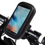 Handyhalterung Fahrrad , Ubegood Motorrad-Halterung [360° drehbar] Handyhalter Fahrrad Tasche mit wasserdichte für iPhone 6s Plus/6 Plus/Samsung s7 edge andere bis zu 5,5 Zoll Smartphone