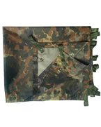 "Mehrzweckplane ""Basha"" light weight flecktarn"