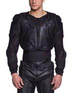 Protectwear WPJ-301-L Protektorenjacke Protektorenhemd, Größe : L, Schwarz
