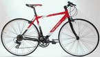 Fitnessrad Speedbike 14 Gang mit Compacttretkurbel (55)