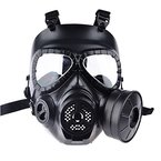 Maske, iTECHOR M04 CS Airsoft Paintball Hunter Cosplay Halloween Rollenspiele Schlechter Schädel Maske