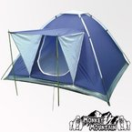 Monkey Mountain Zelt Camping Igluzelt mit Vordach für 3 Personen