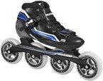 Powerslide Inline-Skate R2 Skate II, Schwarz, 43, 904349/43