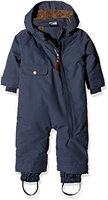 EN FANT Baby-Jungen Schneeanzug View Wholesuit, Blau (Dark Navy 03-58), 74