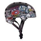 O'Neal Dirt Lid Fidlock ProFit Helm JUNKIE schwarz Fahrrad MTB BMX Enduro Mountain Bike MTB FR DH, 0580J-1, Größe X-Large (59 - 60 cm)