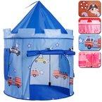 Infantastic Kinderzelt Kinderschloss Burg für drinnen & draußen verschiedene Modelle Spielzelt inkl. Tasche