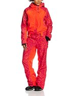 Bench Damen Jumpit Skioverall, Dark Orange, L