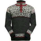 Norweger Windstopper Pullover Björn (L, black)