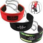 Dip-Gürtel Standard G5-1, Gürtel für Zusätzliches Gewicht bei Klimmzügen & Dips - C.P.Sports