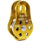 Umlenkrolle Fix Pulley Elektra von Alpidex Seilrolle, Farbe:gold