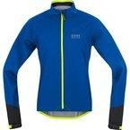 GORE BIKE WEAR Herren Rennrad-Jacke, Super Leicht, GORE-TEX Active, POWER GT AS Jacket, Größe: M, Blau/Schwarz, JGPOWR