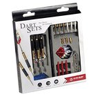 Dart-Set Choice of Champion 25teilig mit Box Steel & Soft-Dartpfeile