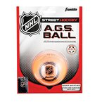 Franklin Streethockey Ball AGS High Density, orange, 12217