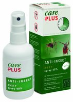 Care Plus Campingartikel Anti Insect Deet 40% Spray 200ml, TP32428