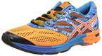 Asics Gel-noosa Tri 10, Herren Laufschuhe, Orange (hot Orange/hot Orange/electric 3030), 43.5 EU