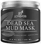 ArtNaturals Totes-Meer-Schlamm-Maske - 100% Naturreine Tiefenreinigung - 250 ml