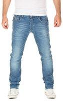Yazubi Herren Jeans Aaron Slim Fit, federal blue (4029), W29/L34