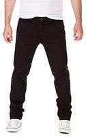 Yazubi Herren Chino Hose, Modell Dustin, by YZB Jeans , black (3000), W33/L32