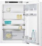 Siemens KI21RAD40 iQ500 Einbau-Kühlschrank / A+++ / 87.4 cm Höhe / 65 kWh/Jahr / 144 Liter Kühlteil / safetyGlass / Flachschanier