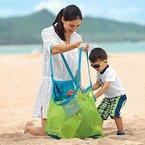 TFY Große Strandtasche für Strand Schwimmbad Ausflug Picknick Einkauf