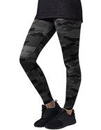 Urban Classics Damen Ladies Leggings, Mehrfarbig (Dark Camo 784), W27/L31 (Herstellergröße: S)