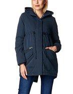 ESPRIT Maternity Damen Jacke Jacket, Blau (Night Blue 486), 38 (Herstellergröße: 38)