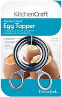 Kitchen Craft Eierköpfer aus Edelstahl