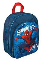 Undercover SPON7601 - Rucksack mit Vortasche Spiderman, ca. 30 x 26 x 10 cm